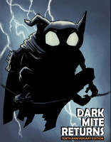 Bat-Mite by ANDYTAYLOR-GARBAGE