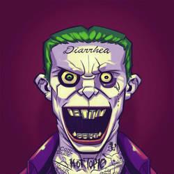 Joker by ANDYTAYLOR-GARBAGE