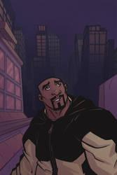 Luke Cage Broke Netflix by ANDYTAYLOR-GARBAGE