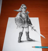 Link Comes to Life! by Anadia-Chan