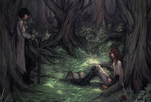 Watch Over You by Anadia-Chan