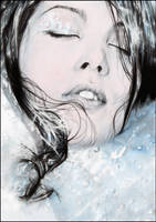 Frozen. by dreamarian