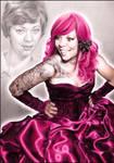Pink Prayers. by dreamarian