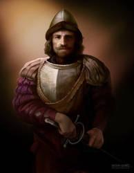Conquistador by gorec