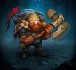 dwarf by gorec
