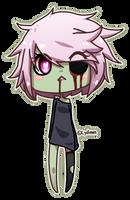 Chibi Zombie Ly by Iydimm