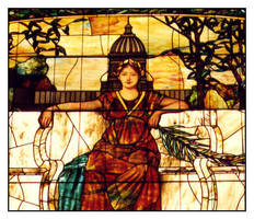 St Louis Stained Glass by nausea