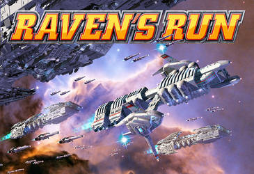 Raven's Run by digital-pat