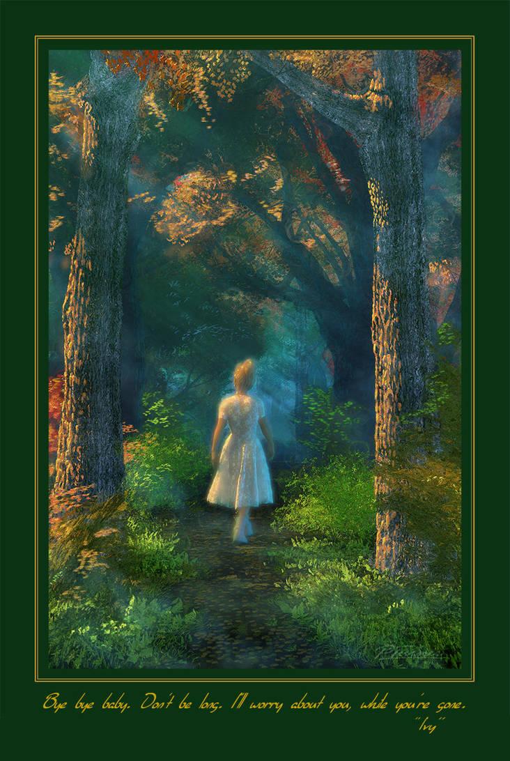 The Garden Path by digital-pat