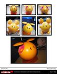 Orange Haro Toy by OracleSaturn