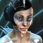 My Eve Character: Snowisp by OracleSaturn