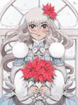 Winter Wedding by OracleSaturn