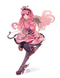 Cupid Doll by OracleSaturn