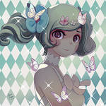 Sylvie Card by OracleSaturn