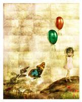 ballerina Dream by Dreamypunk