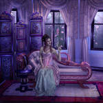 Lingering Dream by IdaLarsenArt