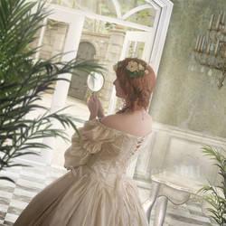 Once Upon A Time by IdaLarsenArt