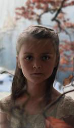Winter's Child by IdaLarsenArt