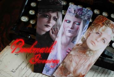 Facebook Art Bookmark Giveaway! by IdaLarsenArt