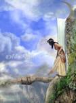 The Dream by IdaLarsenArt