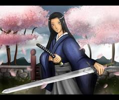 Kayin Nasaki: Sengoku Period by KayinNasaki