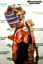 Issac Clarke cosplay 2 by BlazePISS