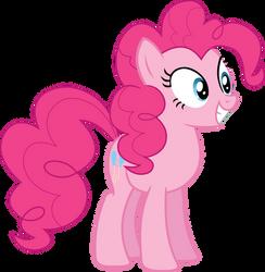 Pinkie Pie by SniperNero