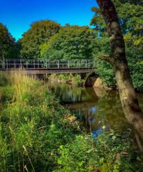 Bridge Over The Ehen by bulldogstoy