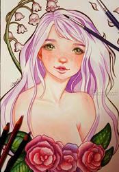 Violet by NuBeazul87