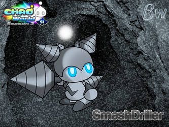 Chao World Season 3 - The Digger. by Blizzard-White
