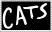 CATS-Stamp by xXLionqueenXx