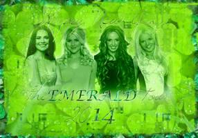 Happy New Year - Emerald by xXLionqueenXx