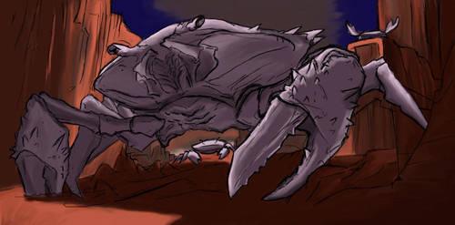 Killer Crabs concept by ReneeMars