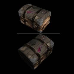 Old Nerd Chest by ReneeMars
