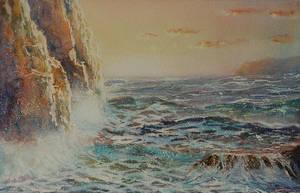 Sunny Seas by EinarAasen