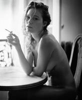 Camille-Rowe-by-Vincent-Peters- Normal Magazine by Guillaume99999
