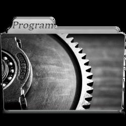 programlar folders by sonoyuncu