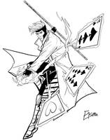 Gambit by Supajoe