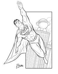 Superman by Supajoe