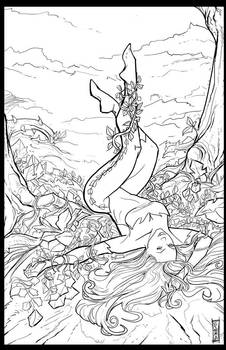Poison Ivy by Supajoe