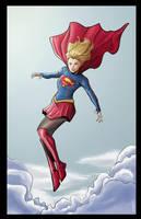 Supergirl by Supajoe