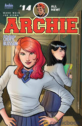 Archie 14 Cover by Supajoe