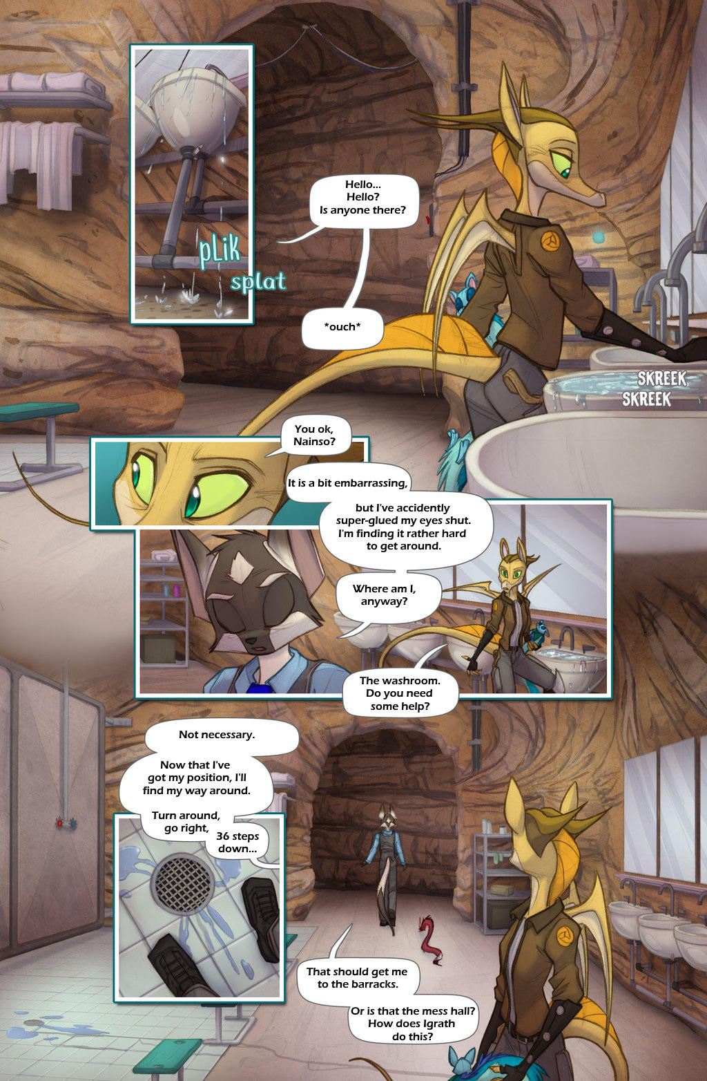 Dreamkeepers Caption Contest by allmadinhere