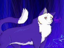 Cat Vaati by nightwindwolf95
