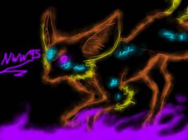 Fennec Fuchsgeist by nightwindwolf95