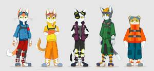 NPC Squad by naomi2321