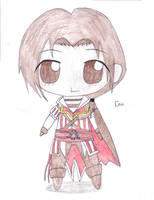 Chibi Ezio by Conspicio