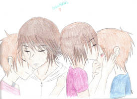 Davin + Blake :3 by Conspicio