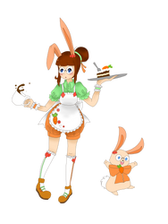 OPEN ADOPT [Bunny Girl] [Paypal Only] by SheepieAdopts