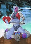 Modo's valentine day by Head84
